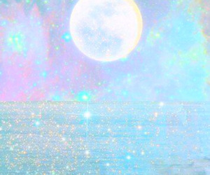 pastel, kawaii, and glitter image