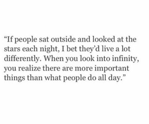 quotes, infinity, and people image