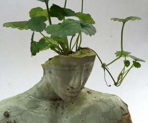 plants, art, and sculpture image