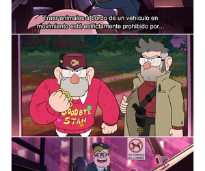 final, stanley pines, and español image