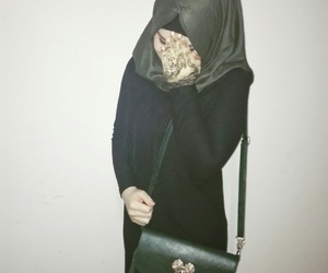 beauty, girl, and henna image
