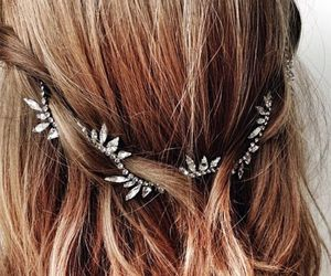 hair, hairstyle, and accessories image