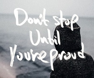 adidas, proud, and don't stop image