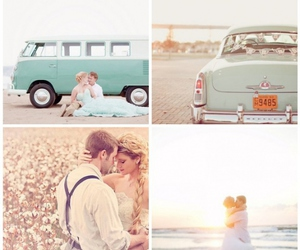love, vintage, and wedding image