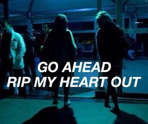 grunge, quote, and 5sos image