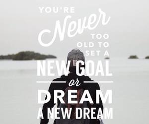 Dream, goal, and motivation image
