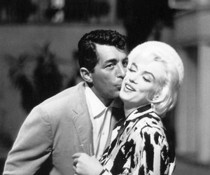 Marilyn Monroe, dean martin, and vintage image