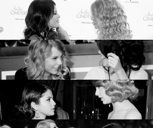 selena gomez, Taylor Swift, and beautiful image