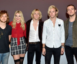 r5, ross lynch, and r5family image