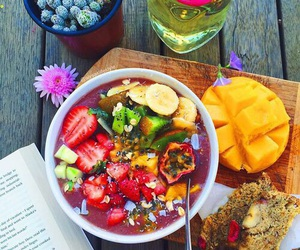 fruit, food, and healthy food image