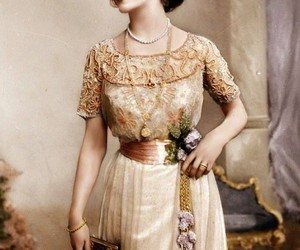 vintage, art, and beauty image