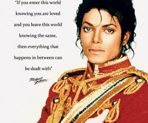 michael jackson and quotes image