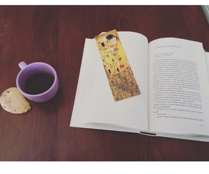 biscuit, book, and life image