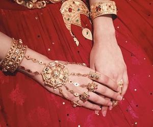 arab, arabic, and wedding image