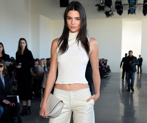 kendall jenner, fashion, and Calvin Klein image