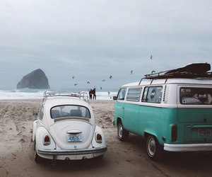 adventure, beach, and cars image