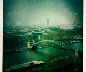 blue, dreamy, and paris image