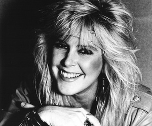 black and white, singer, and lita ford image