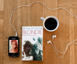 beauty, blondie, and book image