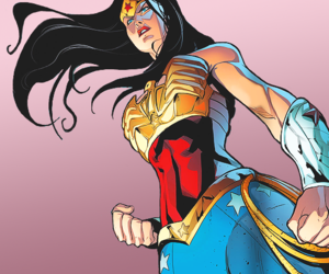 wonder woman, dc comics, and diana prince image