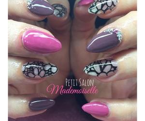 fudge, nail, and nail art image