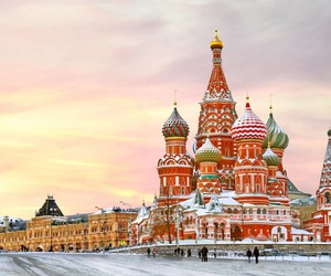 travel to russia image