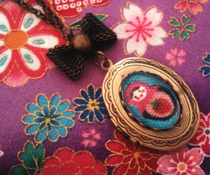 giveaway, locket, and Matryoshka image