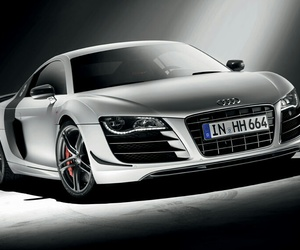 audi, gt, and r8 image