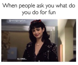 alcohol, fun, and aks image