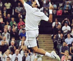 roger federer, tennis, and federer image