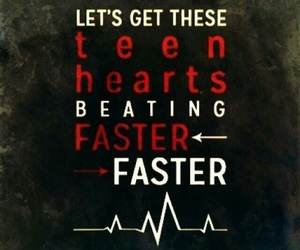 music, panic! at the disco, and heart image