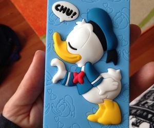 blue, case, and disney image