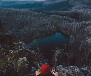 alone, travel, and escape image