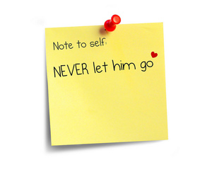 note, note to self, and pin image