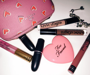 flawless, mac, and NYX image