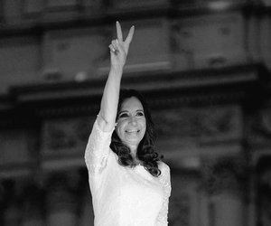 argentina, cristina, and kirchner image