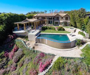 architecture, dream home, and garden image
