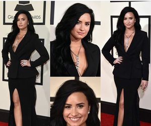 demi lovato, grammys, and party image