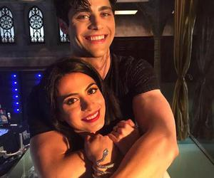 shadowhunters, matthew daddario, and emeraude toubia image
