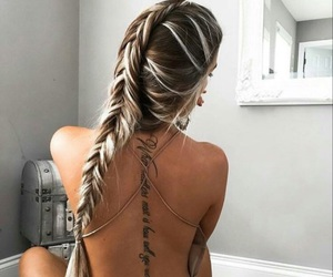 beautiful, body, and hair image