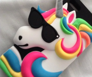 unicorn and phone image