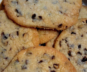 cookie, food, and made image
