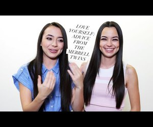advice, inspiring, and twins image