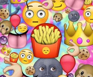 emojis, emoji, and wallpaper image