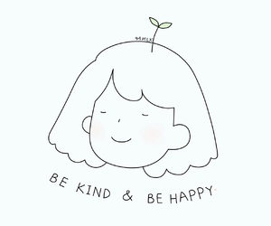 and, be, and kind image