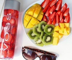 voss, food, and fruit image
