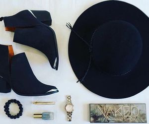 ankle boots, ankle booties, and ootd image