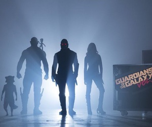 Marvel, groot, and movie image