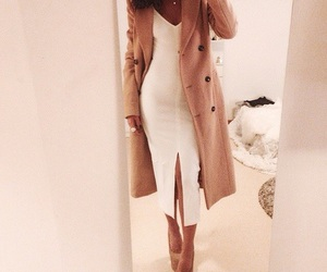 body, classy, and coat image