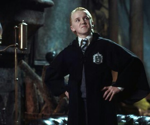 boss, draco malfoy, and harry potter image